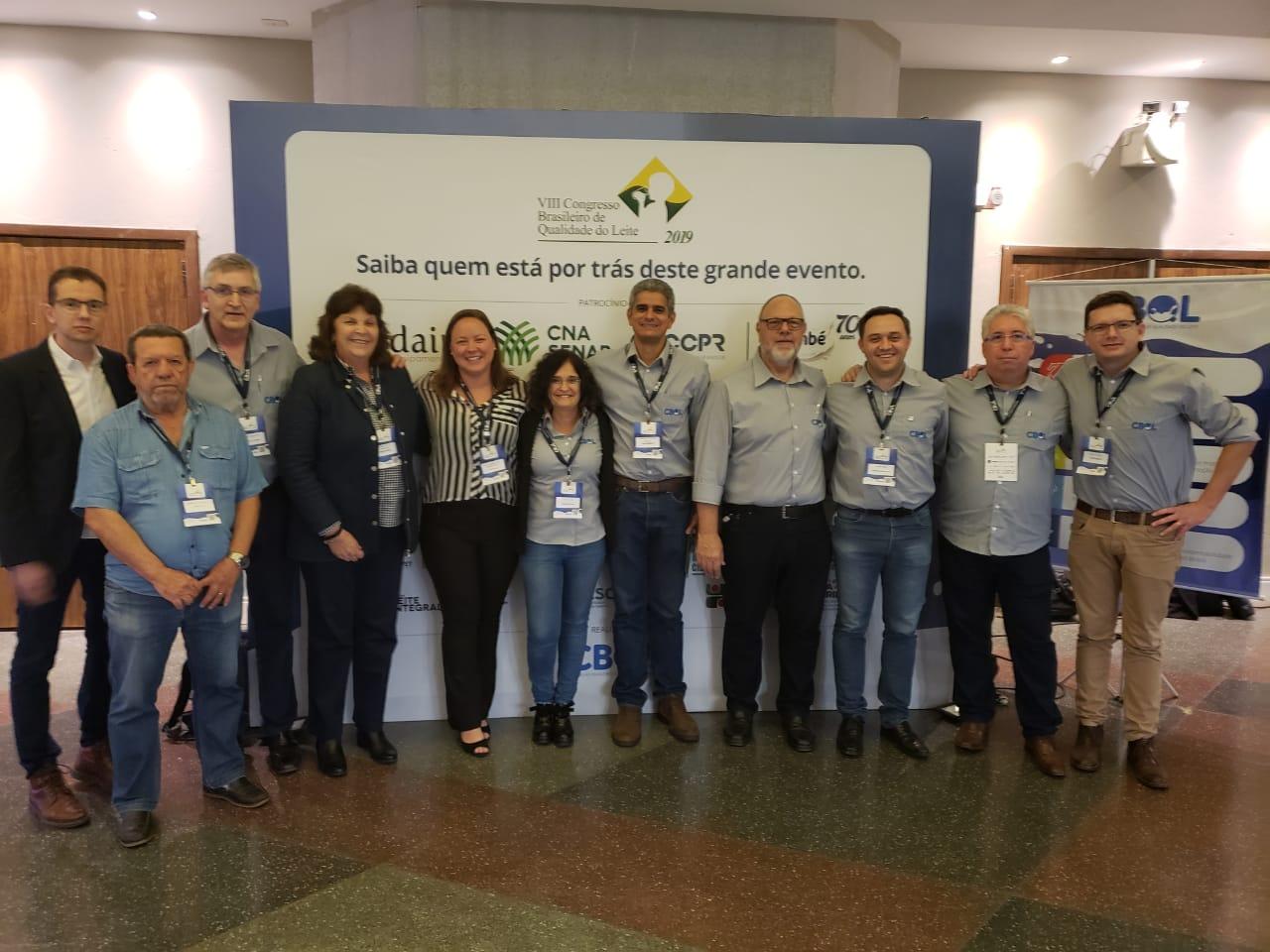 Eleita a nova diretoria do Conselho Brasileiro de Qualidade do Leite